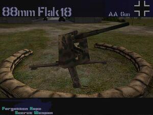 88mm Flak 18