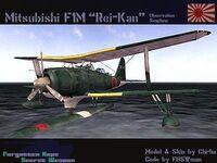 Mitsubishi F1M2