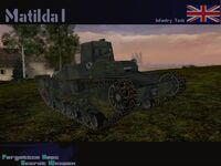 Matilda I