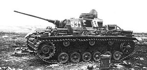 Panzer Iii Ausf J-1