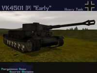 VK4501 P Early
