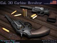 M1917 revolver Carbine
