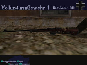 Volkssturmkarabiner98