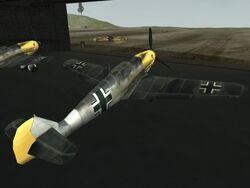 Bf 109fhsw