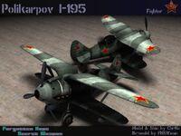 Polikarpov I-195