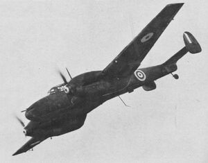 Bf 110 C-4