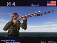 M4 Bayonet