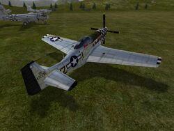 P-51 Mustang fhsw