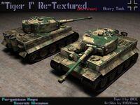 Tiger I Ausf. E