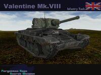 Valentine Mk.VIII