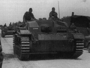 Stug Ausf B