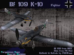 BF109K10