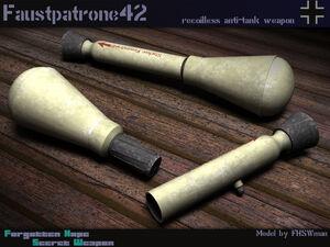 Faustpatrone