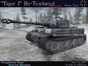 Tiger E late