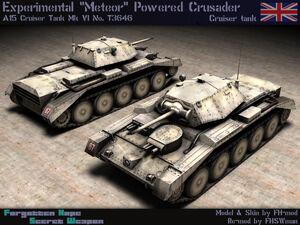 Crusader Meteor