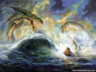 Chinese Sea Serpent