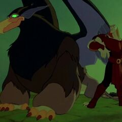 <i>Quest for Camelot</i> (1998)