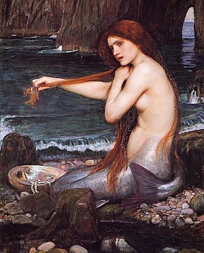 Mermaid waterhouse