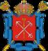 70px-Coat of Arms of Saint Petersburg (2003)