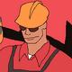 Engineer (TF2) Mugshot