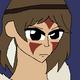 Princess Mononoke Mugshot