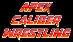 Apex Caliber Wrestling logo