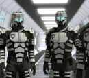 Synthetic Troopers