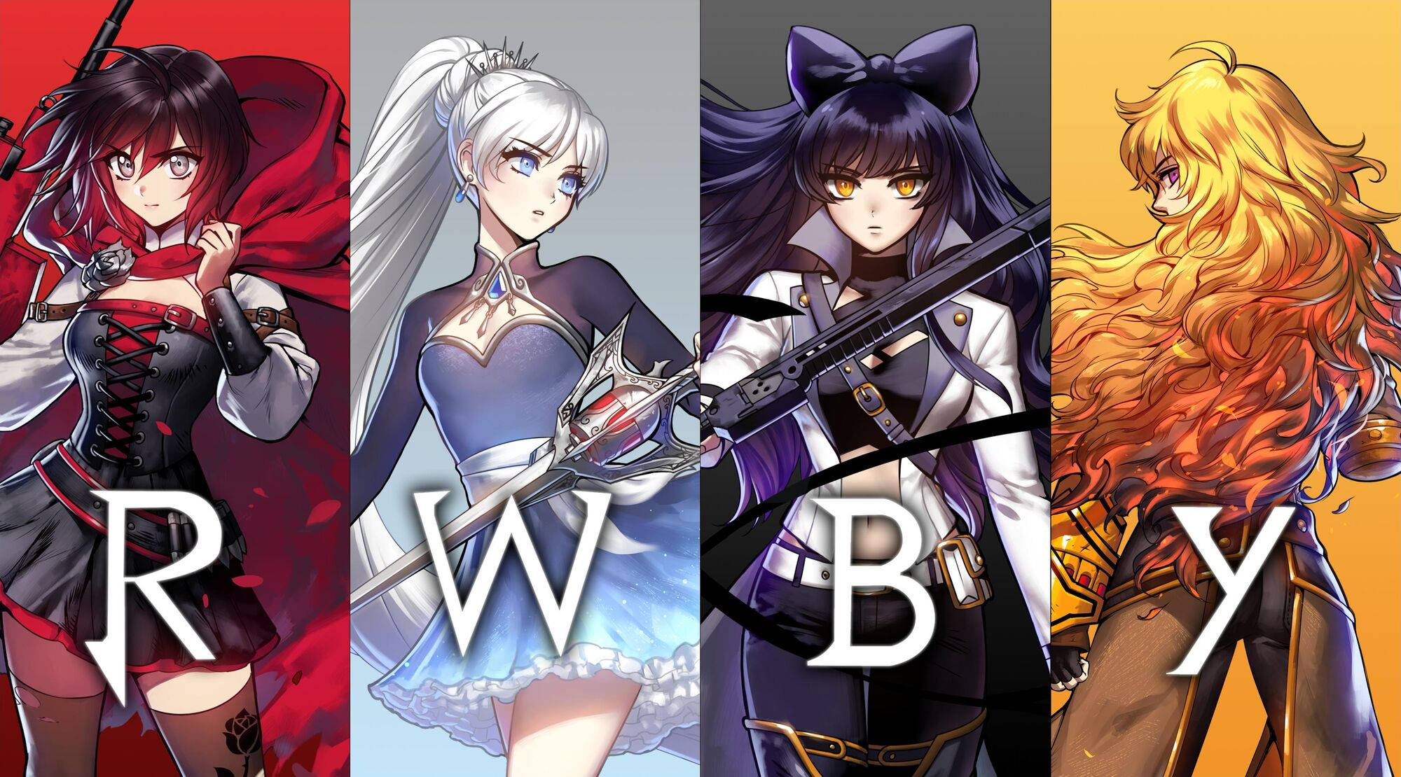 Team rwby fiction wrestling multiverse wiki fandom powered by wikia