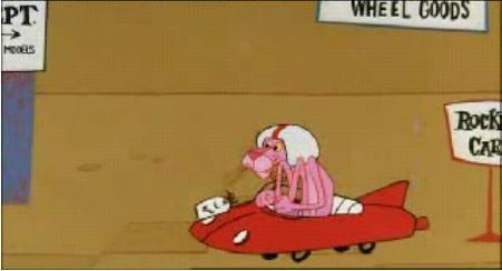 File:Pink Rocket Car.JPG