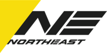 Northeast Airlines Logo, April 1971