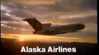 1984 Alaska Airlines Commercial