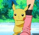 Ash's Pikachu