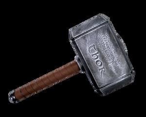 Mjolnir Norse Mythology