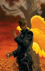 Lucifer Morningstar DC Comics