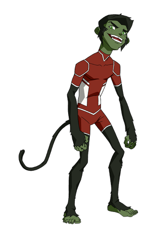 Beast Boy Young Justice
