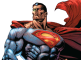 Cosmic Armor Superman (Bio)