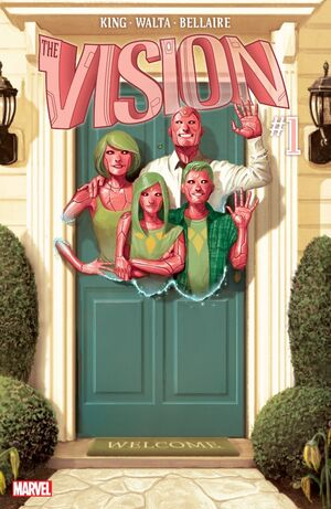 Vision Volume 3 Issue 1 Cover