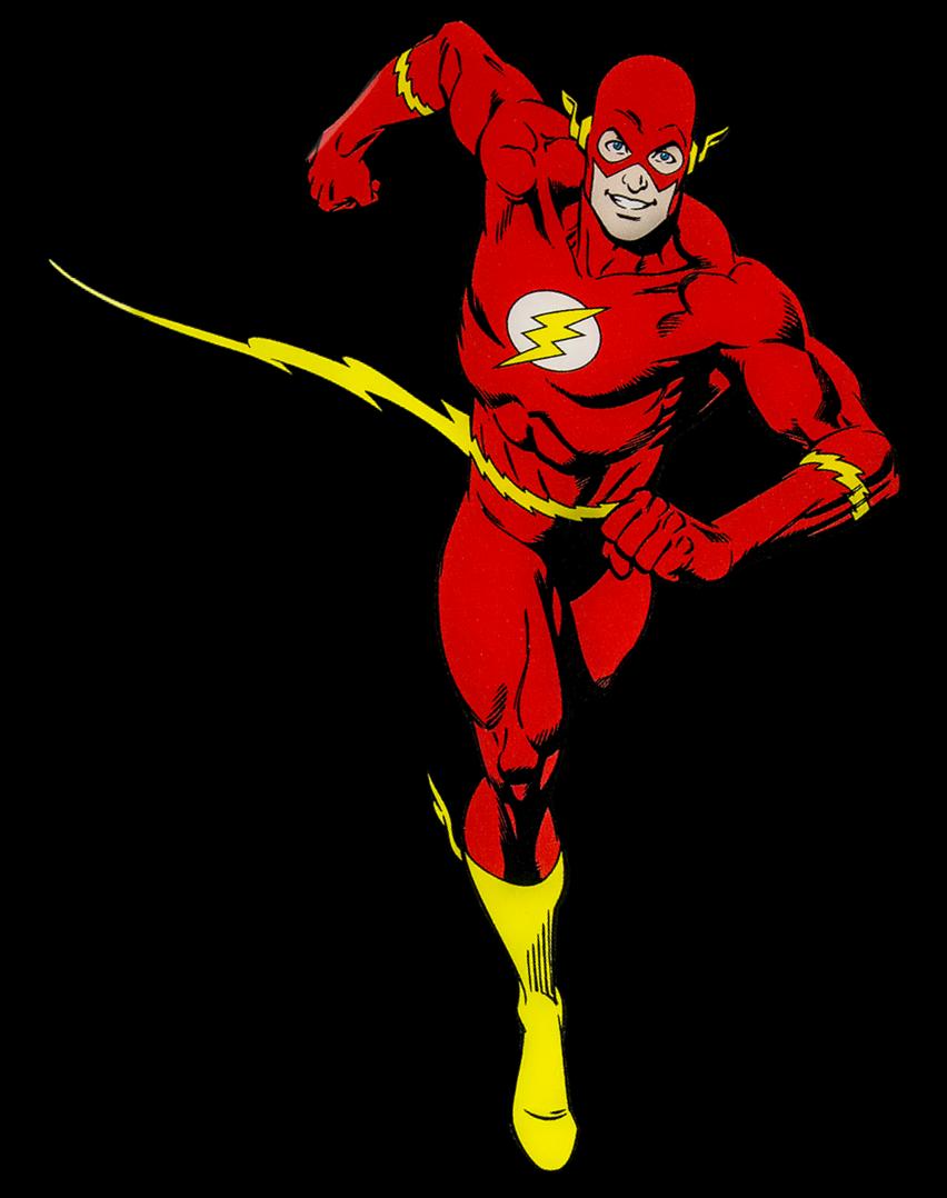 Flash (Barry Allen) (Pre-Crisis) | Fictional Battle ...
