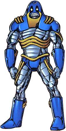 Anti-Monitor DC Comics