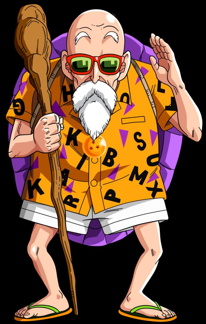 Master Roshi | Fictional Battle Omniverse Wiki | FANDOM ...