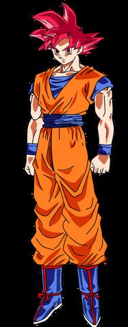 File:Super Saiyan God Dragon Ball Z.png