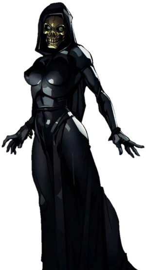 Death Earth-616 Marvel Comics