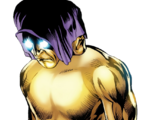 The Living Tribunal (Bio)