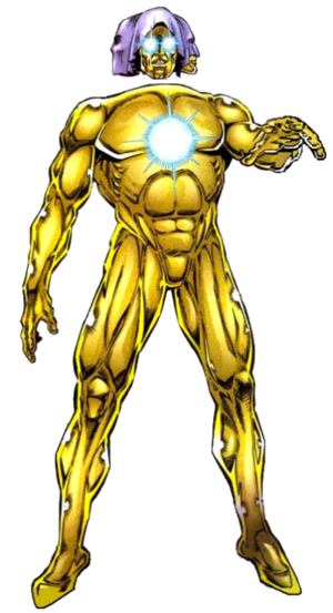 The Living Tribunal Marvel Comics