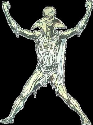 Nekron DC Comic