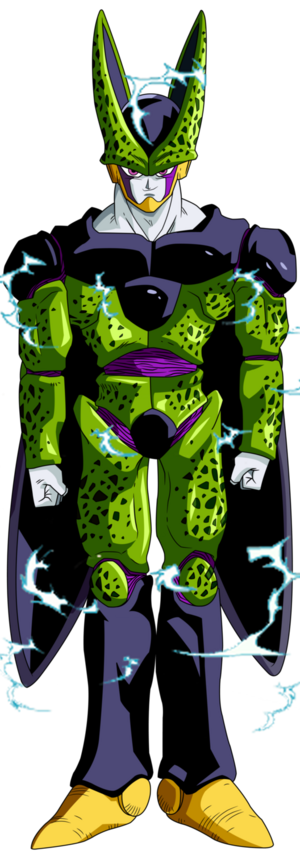 Cell Super Perfect Form Dragon Ball Z