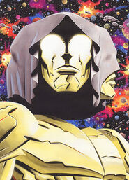 The Living Tribunal Near-Omnipotence