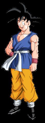 File:Goku Dragon Ball GT.png