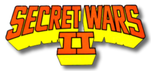 Secret Wars II Logo