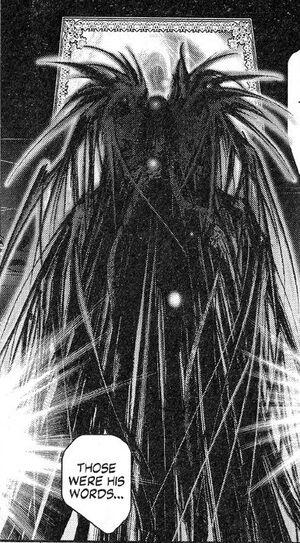 The Sacred Ancestor Manga Form